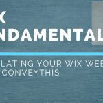 How To Translate Your Wix Website Using ConveyThis