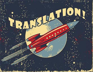translation rocket
