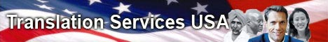 Translation Services USA - Online Translation Agency