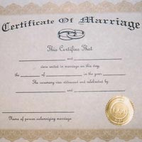 Marriage Certificate Translation in Tacoma