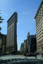 flat iron in new york