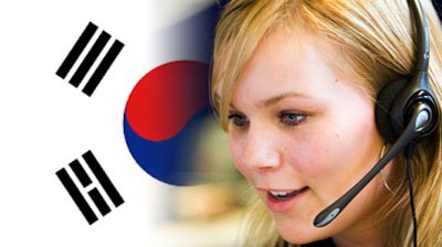Korean interpreters